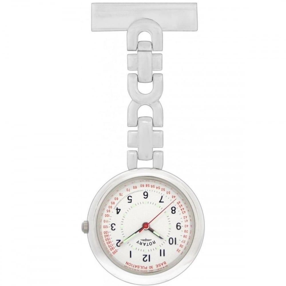 Stainless Steel Fob Watch