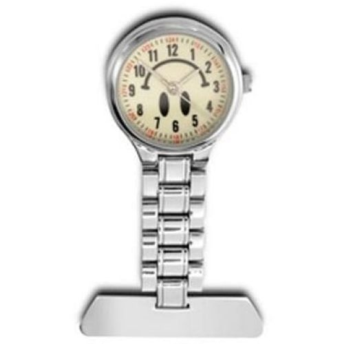 Sekonda Ladies Fob Watch With Smile Face Dial