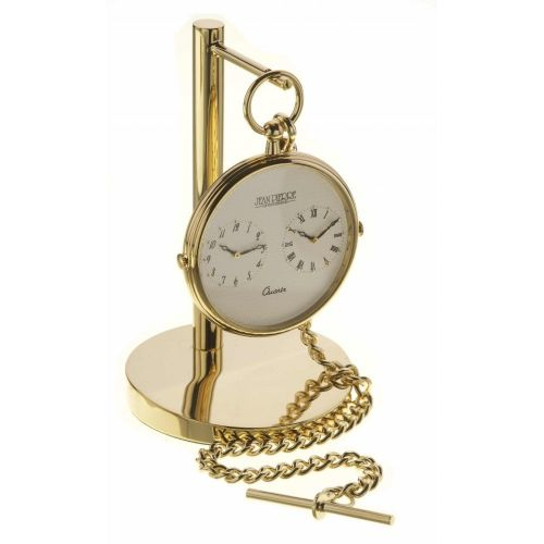 Small Gold Polished Pocket Watch Stand