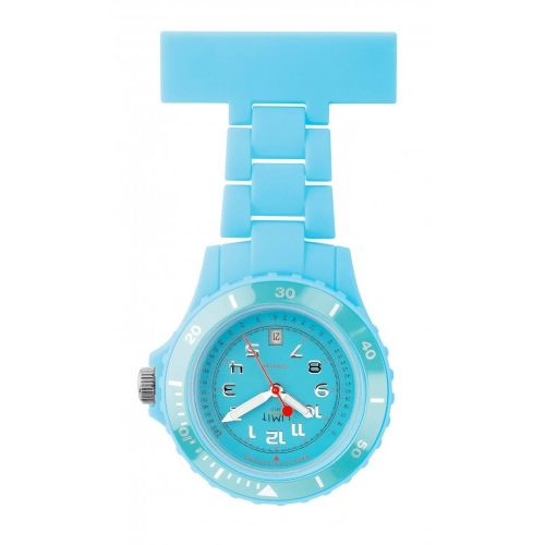 Aqua Resin Nurse Fob Watch