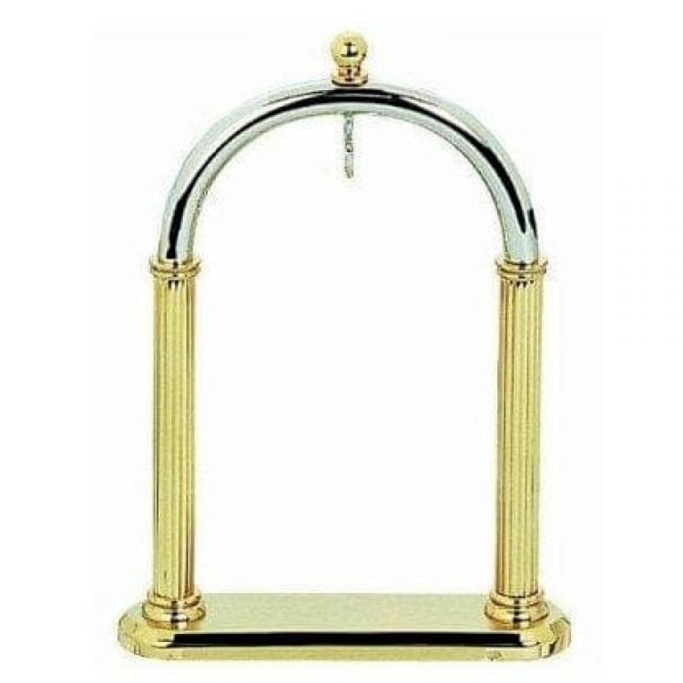Two Tone Arch Pocket Watch Stand